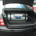 Как ухаживать за автомобилем со сжиженным газом зимой?