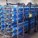 Оборудование для водоочистки в промышленных масштабах